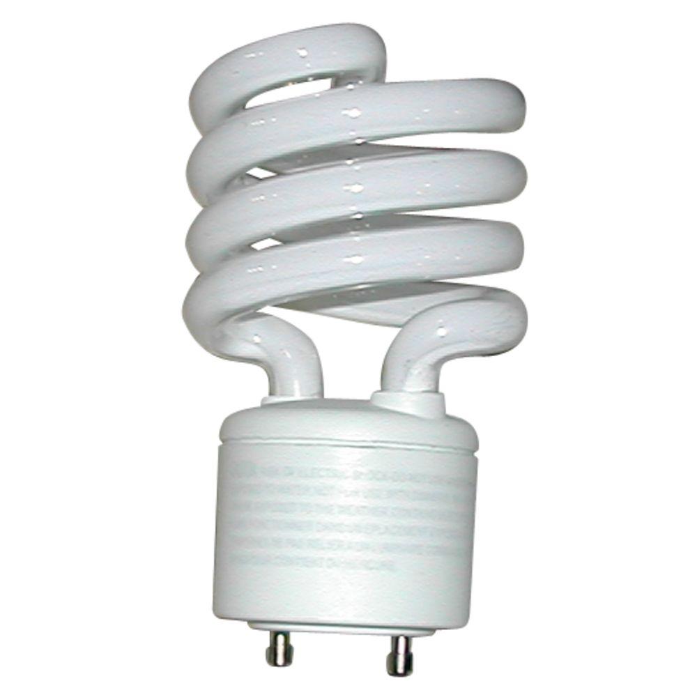 13 Watt Gu24 Compact Fluorescent Light Bulb