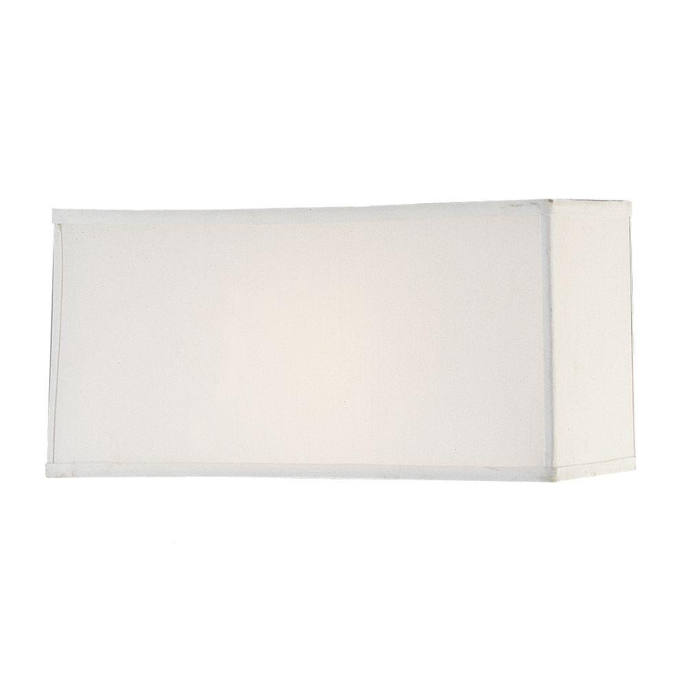 "White Silk (7.5x15.5)"" x (8x16)"" x 8"""