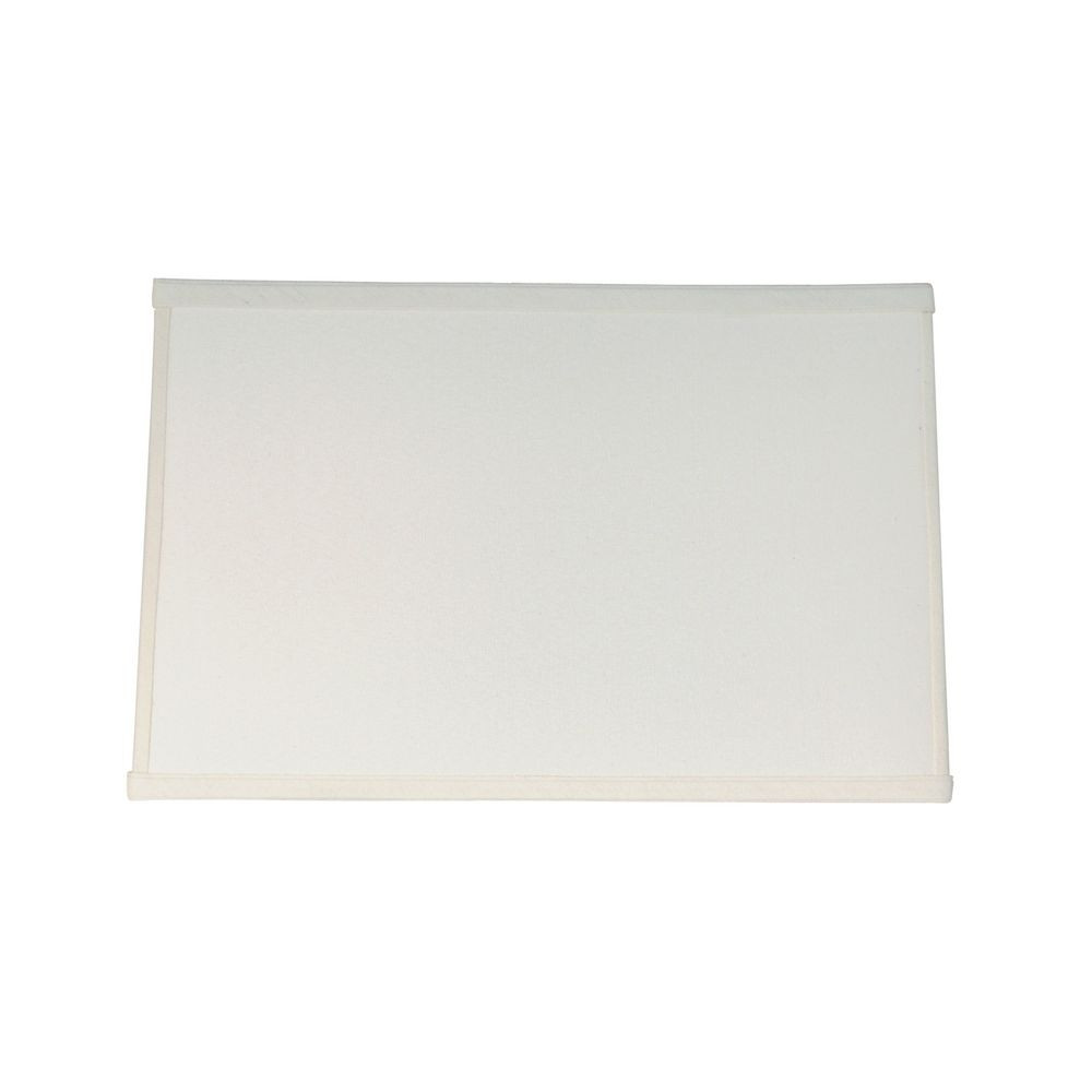 "Cream Linen (8x15)"" x (9x16)"" x 10"""