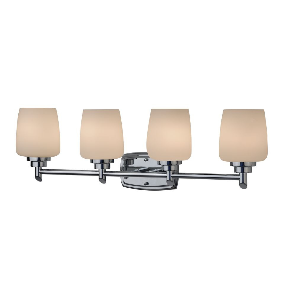 Chamonix Four-Light Bathroom Vanity Light