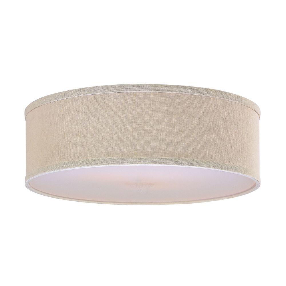 Drum lamp shade 16 x 16 x 5 aloadofball Choice Image