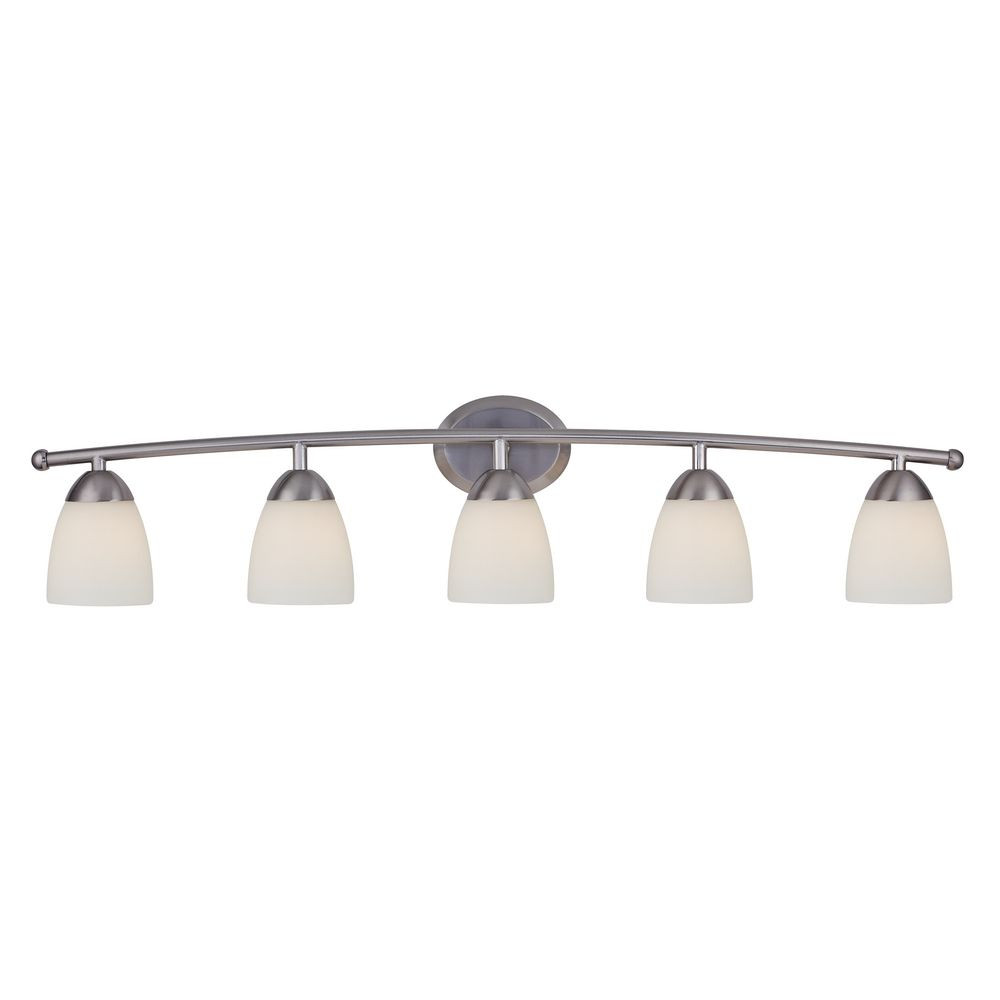 Sylvan Five-Light Bathroom Light