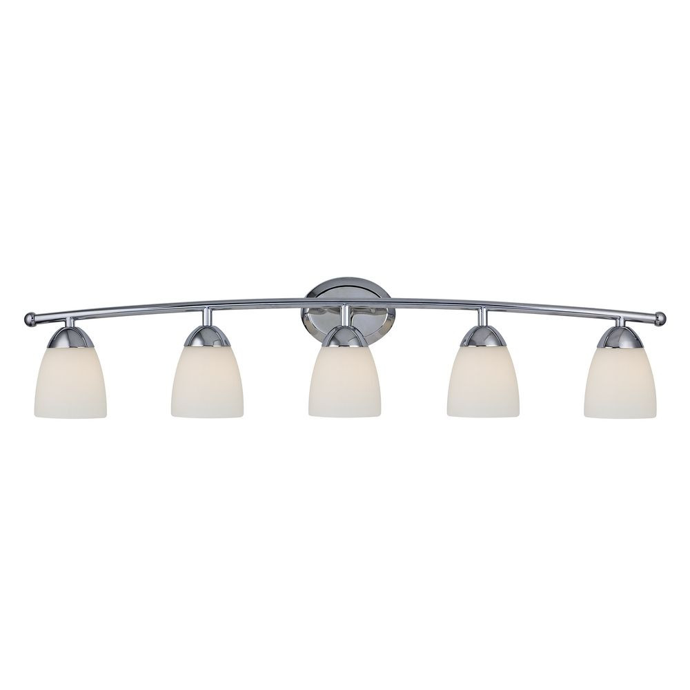 Sylvan Five-Light Bathroom Light
