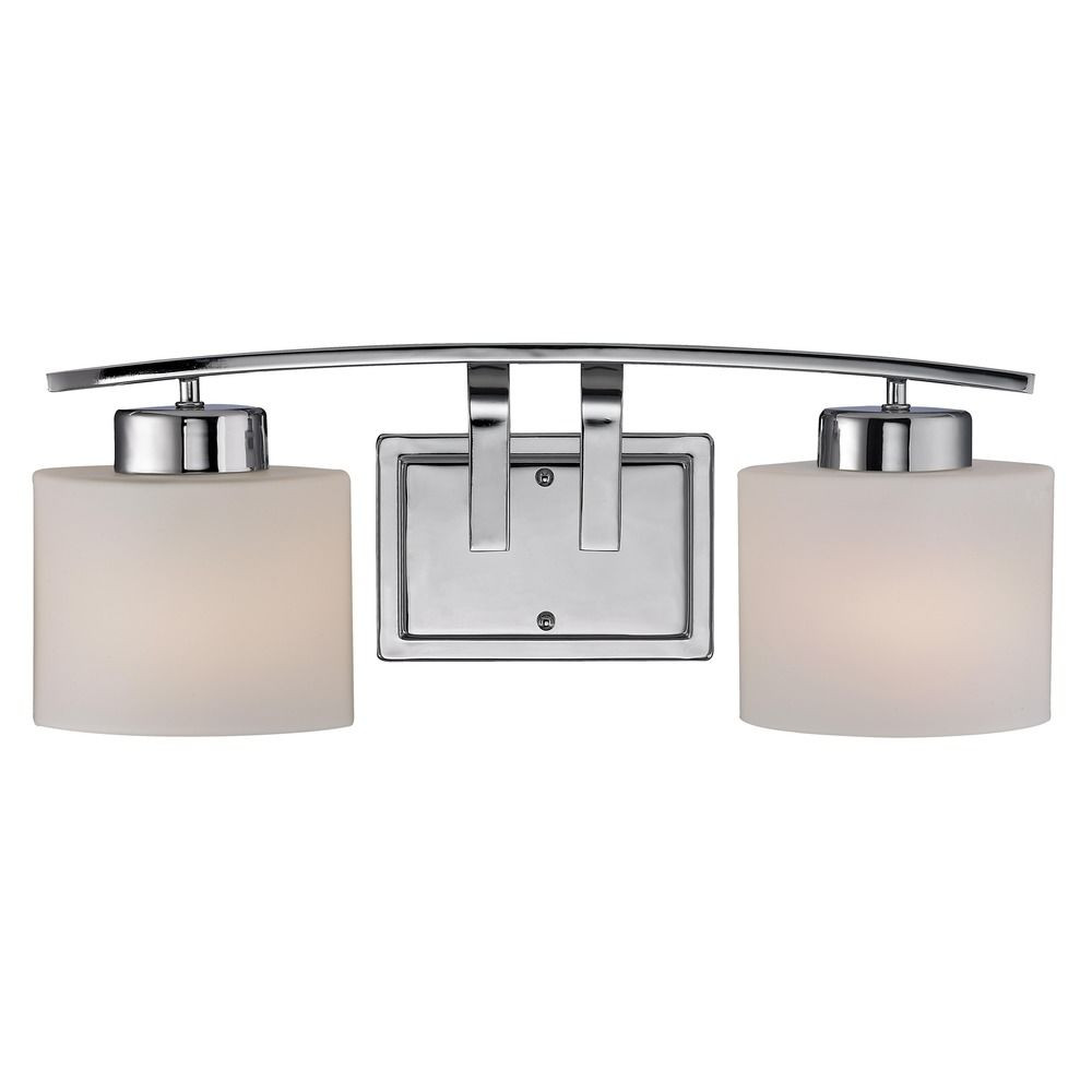 Pearl Two-Light Bathroom Light