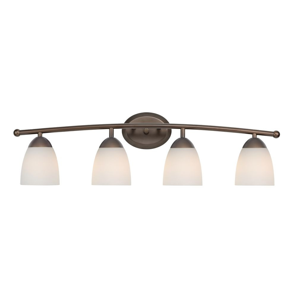 Sylvan Four-Light Bathroom Light