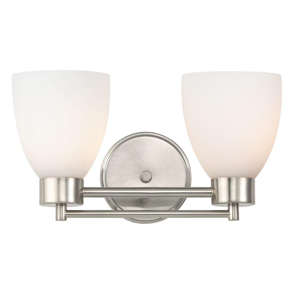 Salida Two-Light Bathroom Vanity Light