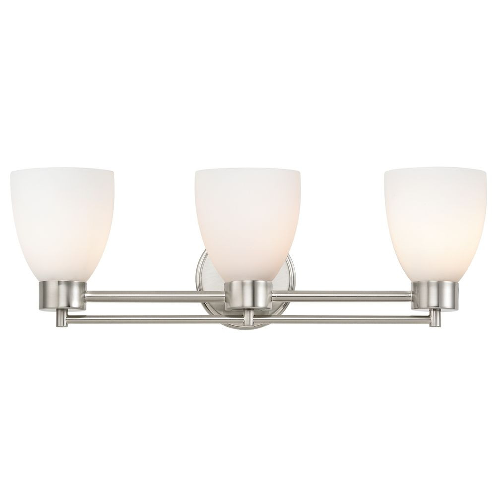 Salida Three-Light Bathroom Light