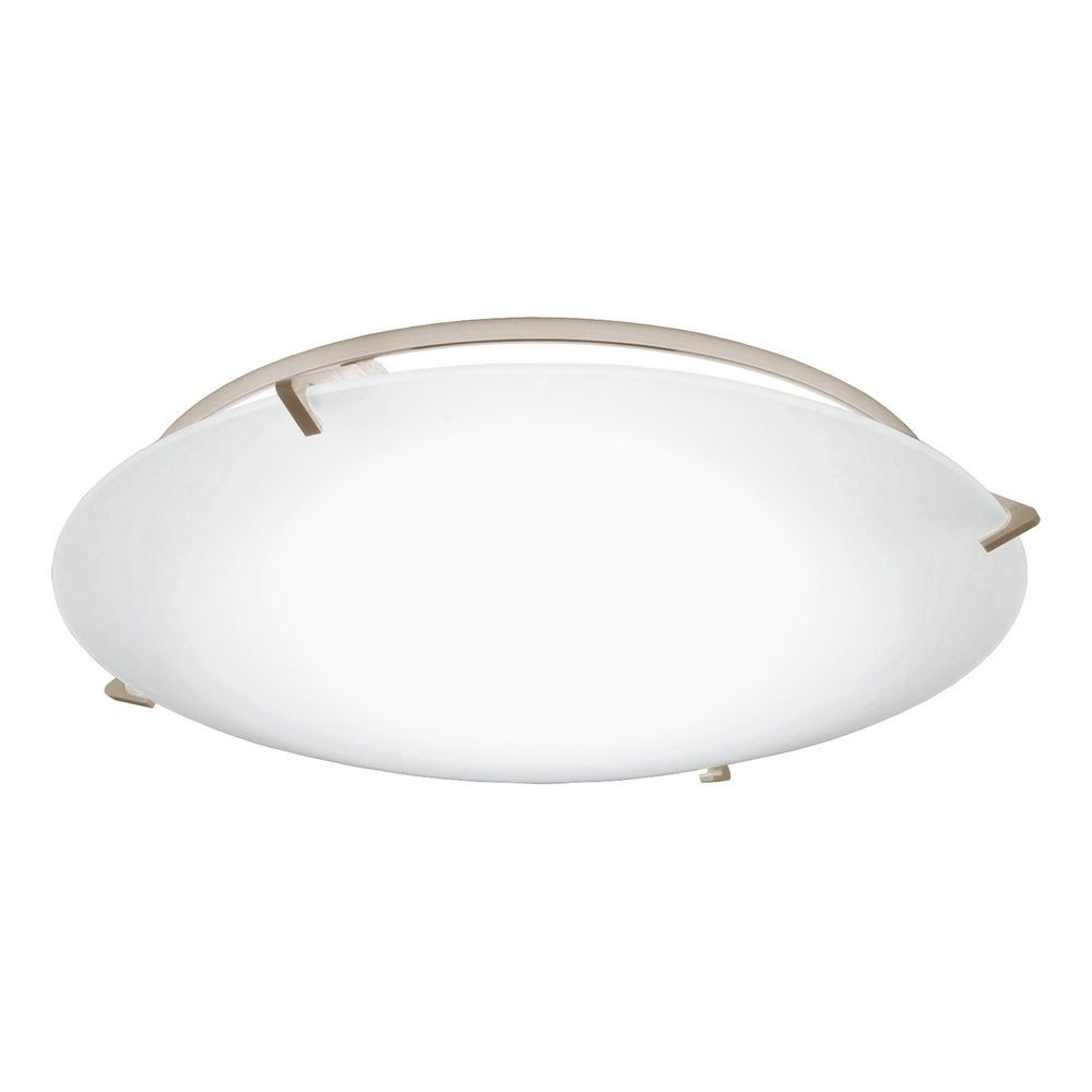 Recessed Lighting Decorative Ceiling Trim With Frosted Gl
