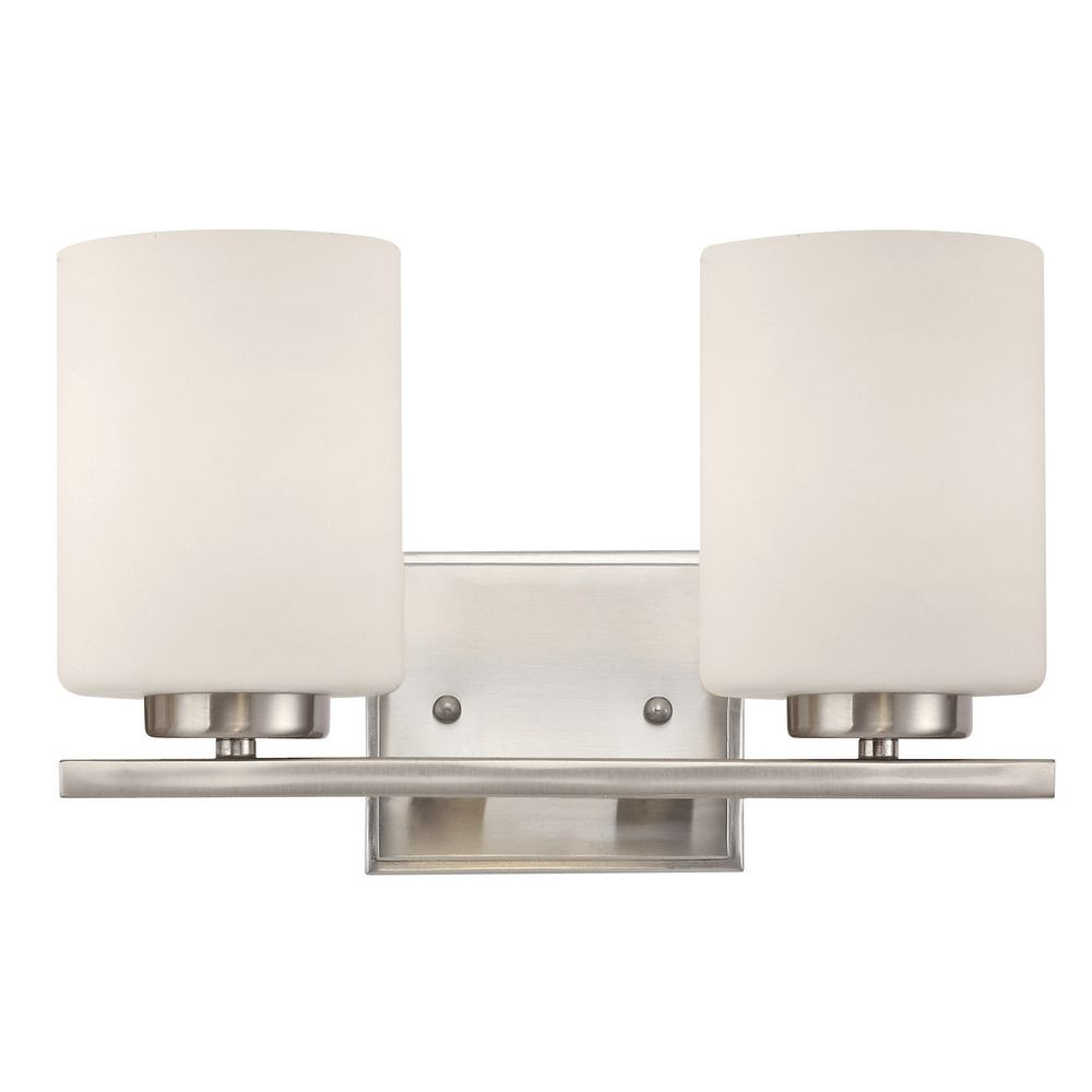 Chloe Two-Light Bathroom Vanity Light
