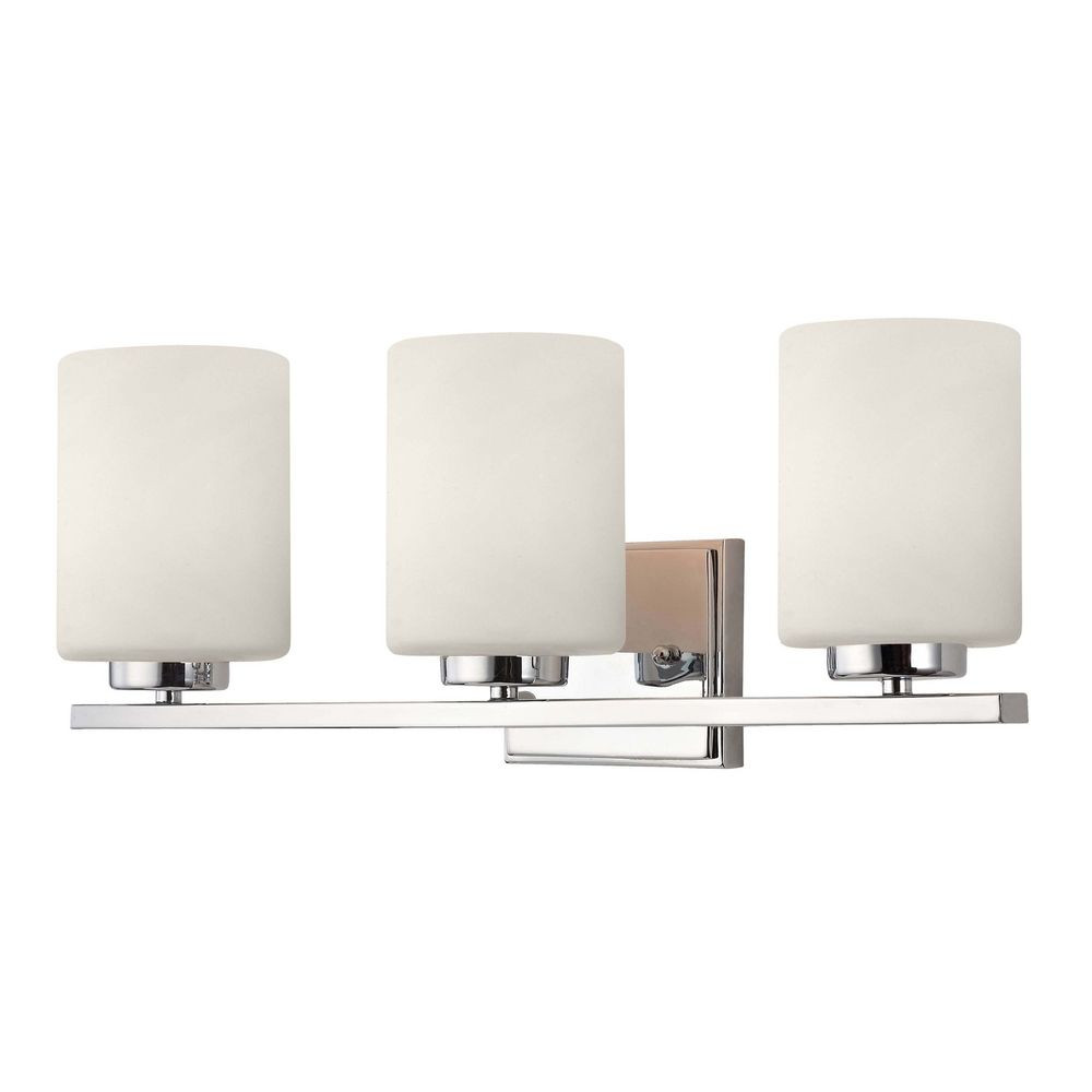 Chloe Three-Light Bathroom Vanity Light