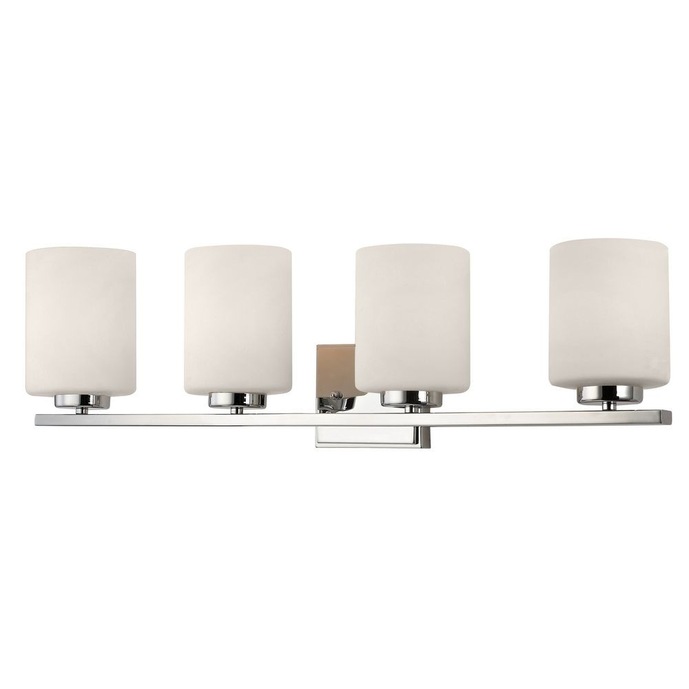 Chloe Four-Light Bathroom Vanity Light