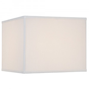 "Pure White Silk 12"" x 12"" x 9.5"""