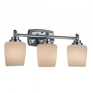 Chamonix Three-Light Bathroom Vanity Light