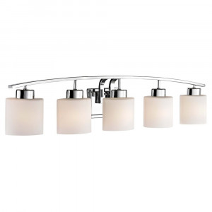 Pearl Five-Light Bathroom Light