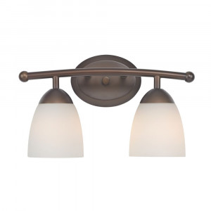 Sylvan Two-Light Bathroom Light