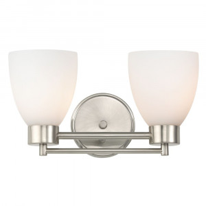 Salida Two-Light Bathroom Vanity Light