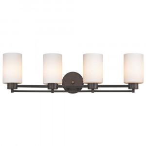 Salida Bronze 4-Light, Bathroom Light