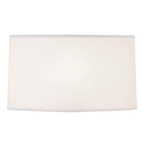 """White Linen (9x17)"""" x (11x18)"""" x 10"""""""