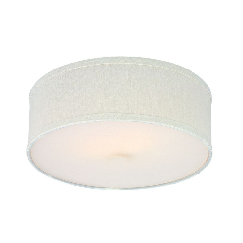 "Drum Lamp Shade 15"" x15"" x 5"""