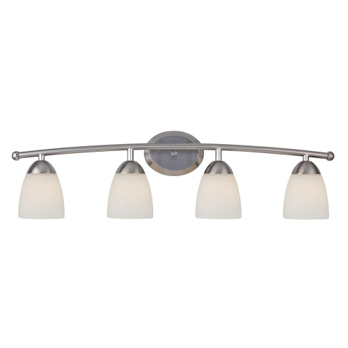 Sylvan Four-Light Bathroom Light