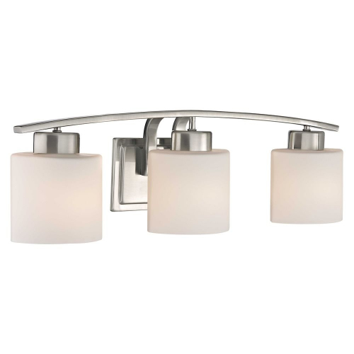 Pearl Three-Light Bathroom Light