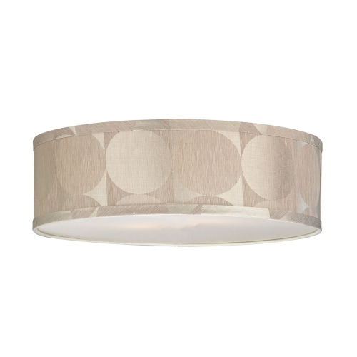 "Drum Lamp Shade 16"" x 16"" x 5"""