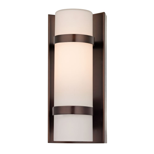 Duo Bronze Sconce