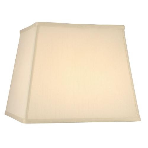 """Cream Silk (10x10)"""" x (13x13)"""" x 10.5"""""""