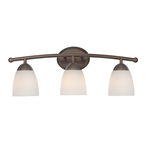 Sylvan Three-Light Bathroom Light