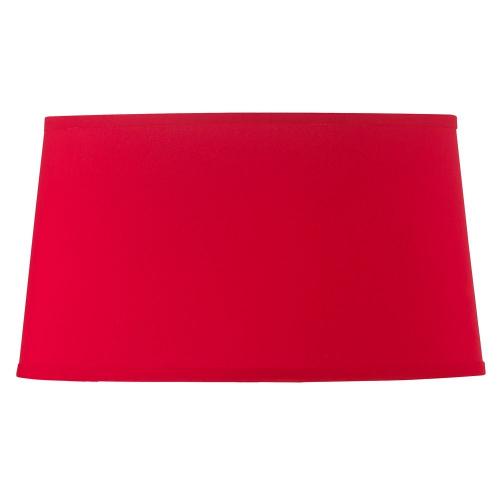 "Red Silk 15"" x 17"" x 10.5"""
