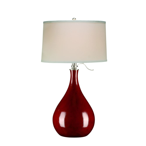 Droplet Table Lamp - Maraschino