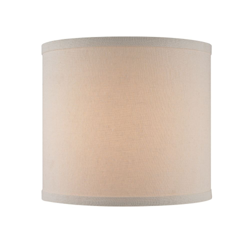 "Drum Lamp Shade 10"" x 10"" x 9"""