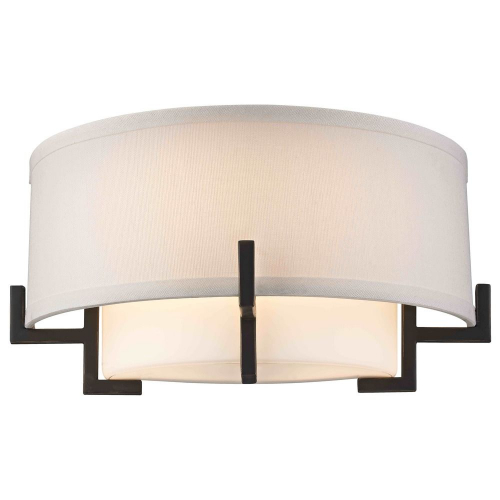 Satin Nickel Sconce