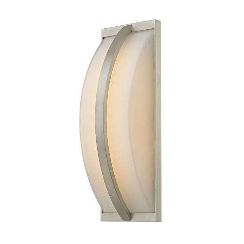 Satin Nickel LED Sconce