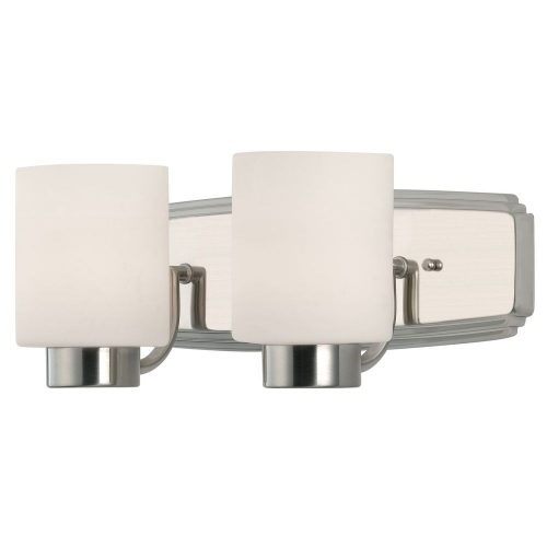 Westport Two-Light Bathroom Vanity Light